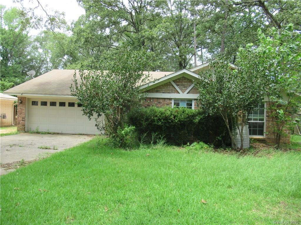 3505 Shadow Wood Drive Property Photo - Haughton, LA real estate listing