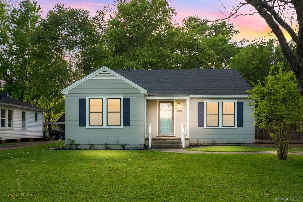 4122 Finley Drive Property Photo - Shreveport, LA real estate listing