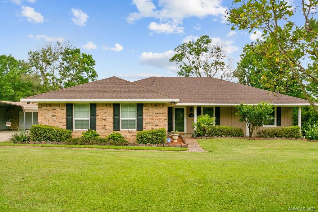 138 Meadow Circle Property Photo - Gloster, LA real estate listing