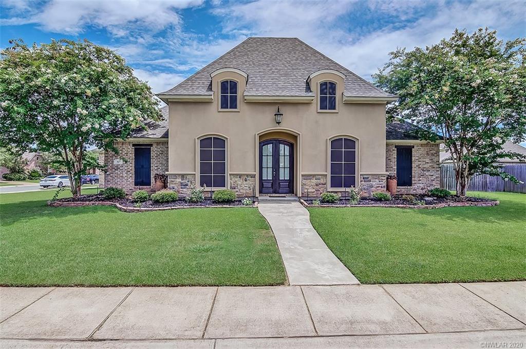 527 Antietam Drive Property Photo - Bossier City, LA real estate listing