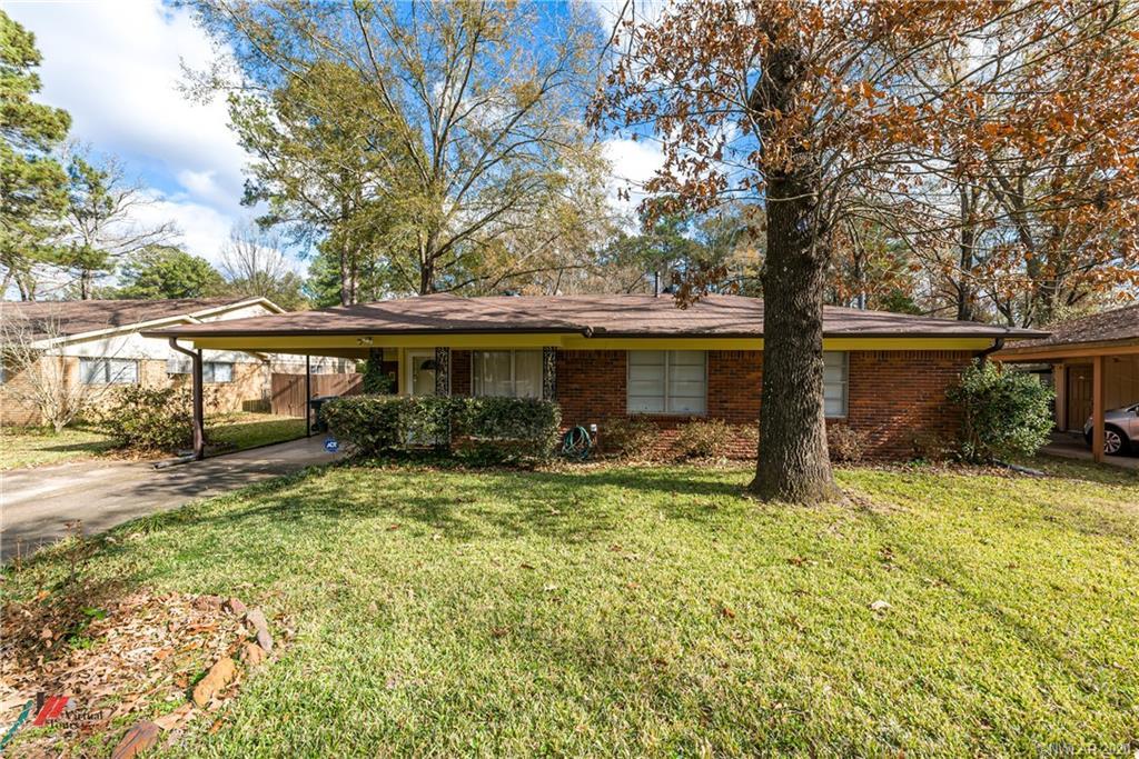 9521 Overlook Drive Property Photo - Shreveport, LA real estate listing