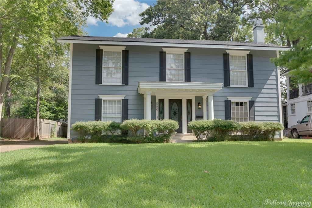 590 Oneonta Street Property Photo - Shreveport, LA real estate listing