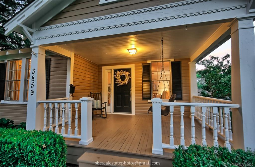 3859 Baltimore Avenue Property Photo - Shreveport, LA real estate listing