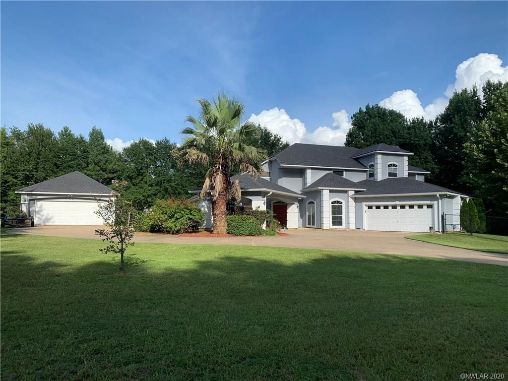 7135 Waterwood Drive Property Photo - Greenwood, LA real estate listing