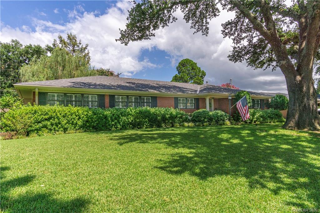 1715 Audubon Place Property Photo - Shreveport, LA real estate listing