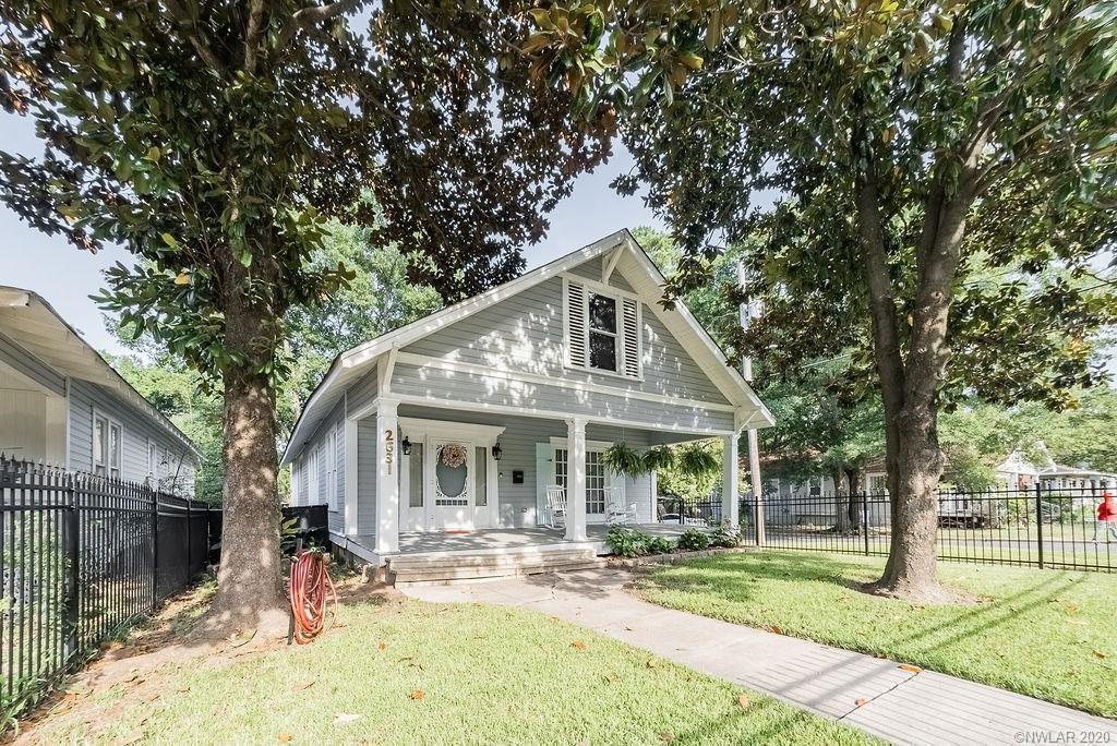 2631 Highland Property Photo - Shreveport, LA real estate listing
