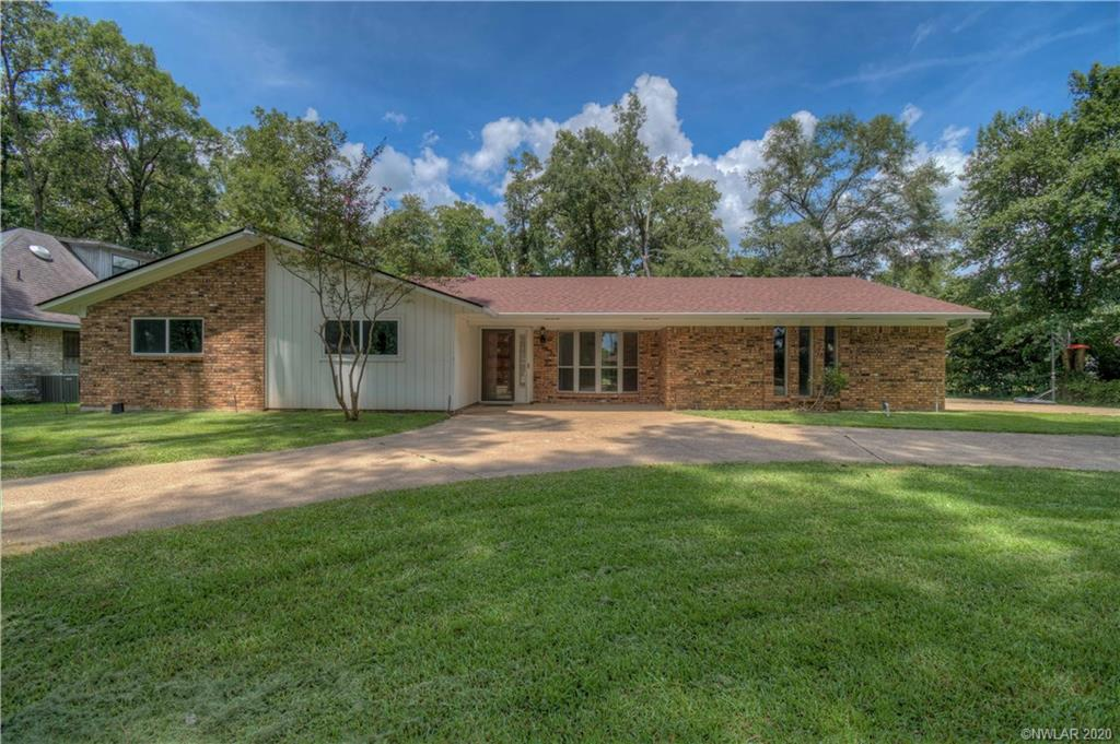 8303 Dogwood Trail Property Photo - Haughton, LA real estate listing