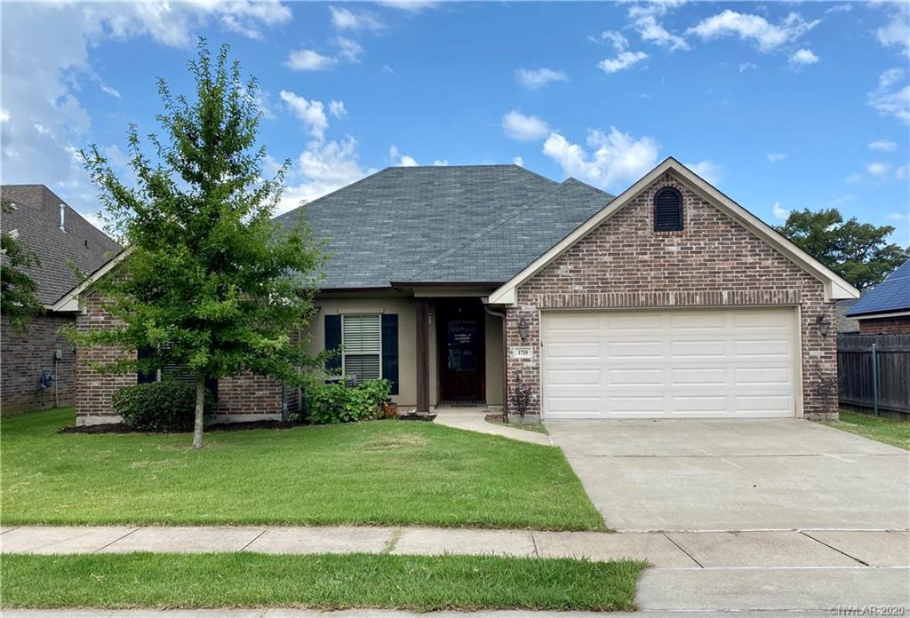 1718 Hassell Drive Property Photo - Bossier City, LA real estate listing