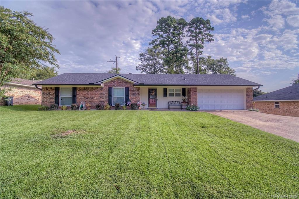 9111 Watchwood Drive Property Photo - Haughton, LA real estate listing