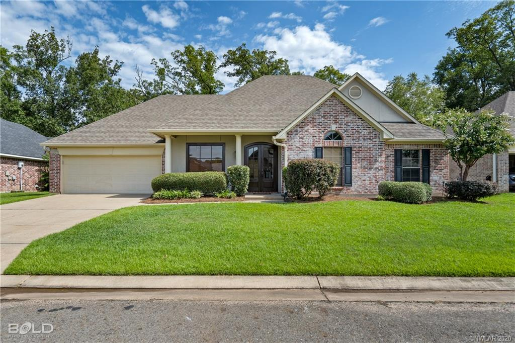 456 Grand Oaks Drive Property Photo - Shreveport, LA real estate listing
