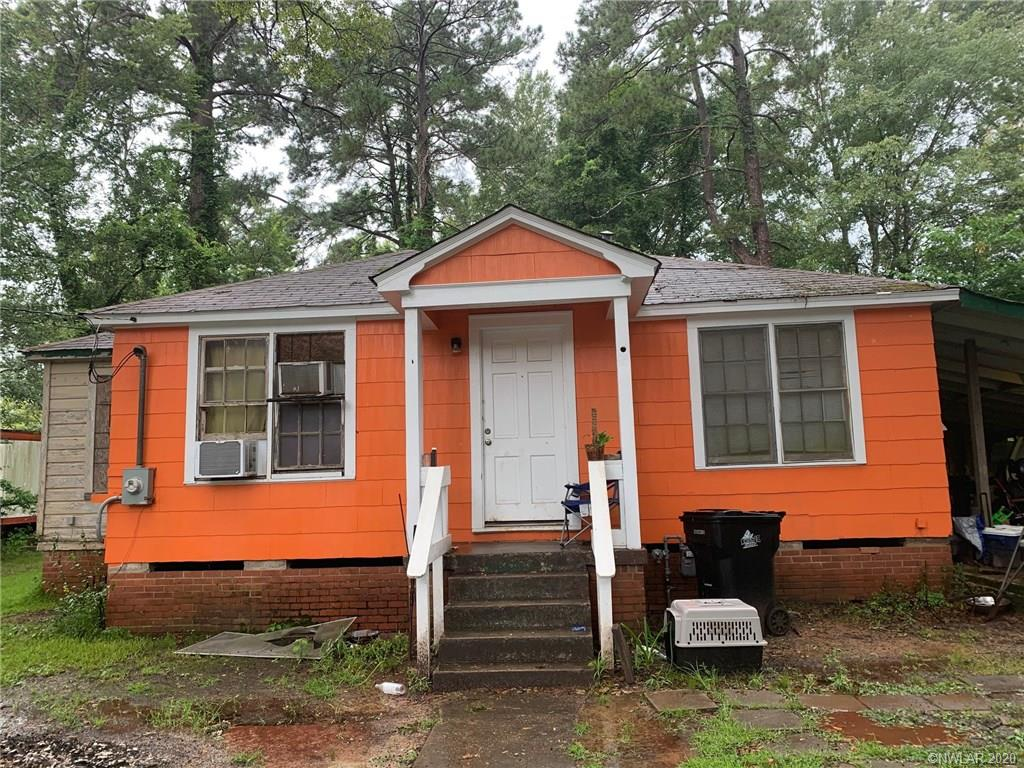 152 McClanahan Drive Property Photo - Cotton Valley, LA real estate listing