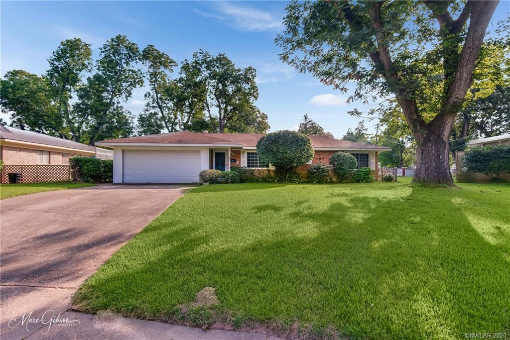 3257 Caroline Drive Property Photo - Bossier City, LA real estate listing