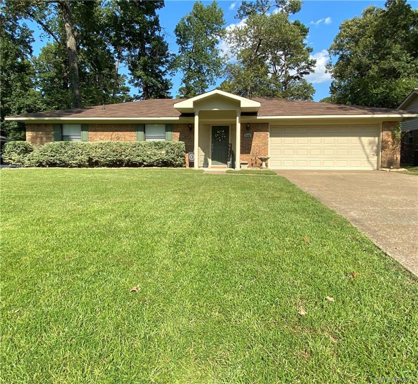 3606 Shadow Wood Drive Property Photo - Haughton, LA real estate listing