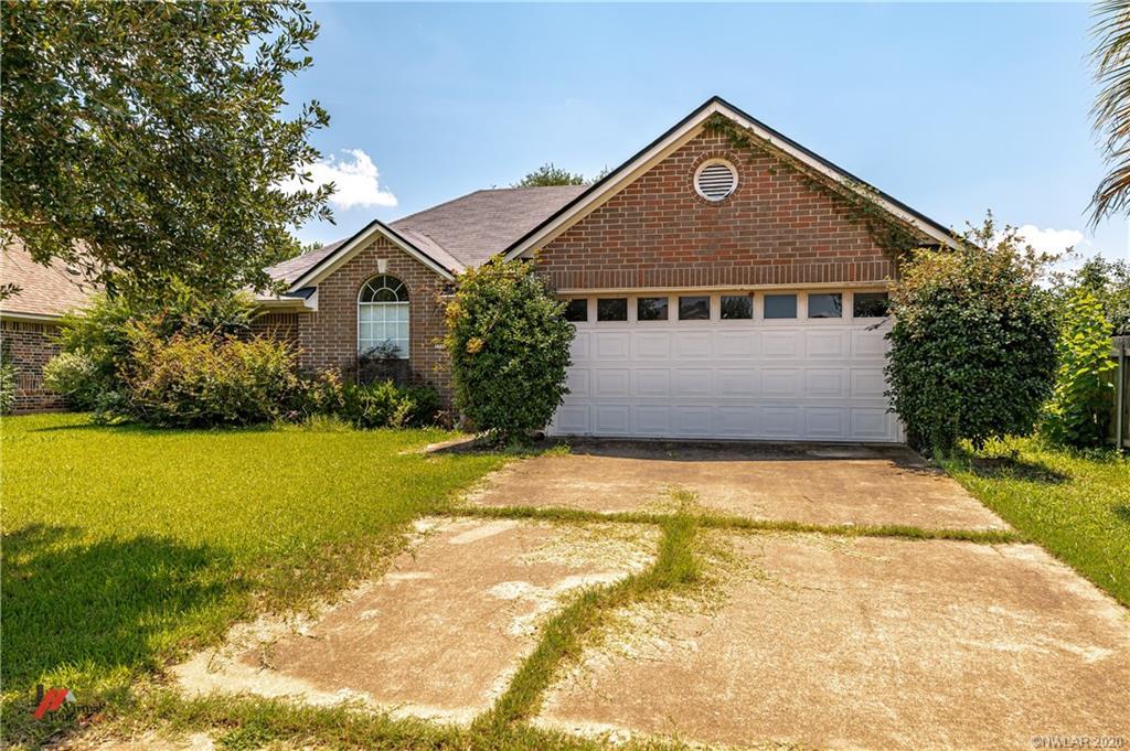 5302 Primrose Lane Property Photo - Bossier City, LA real estate listing