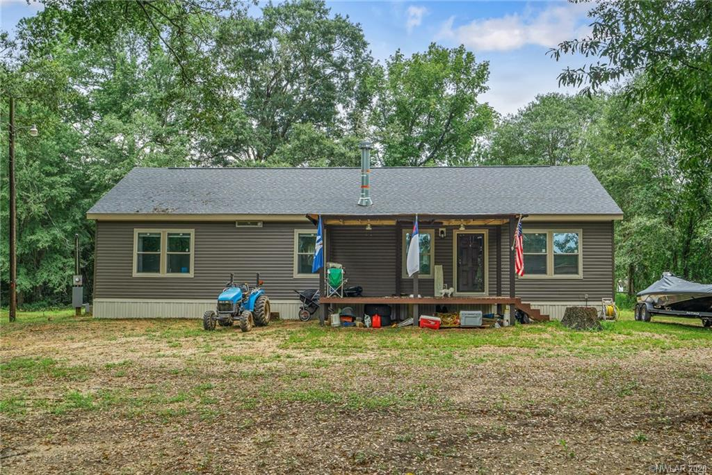 159 Yellow Pine Road Property Photo - Sibley, LA real estate listing