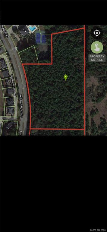0 Willow Ridge Boulevard Property Photo - Shreveport, LA real estate listing