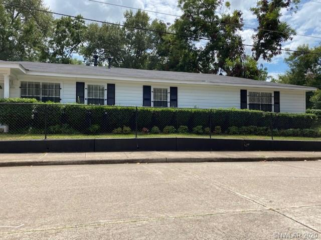 4101 Flora Property Photo - Shreveport, LA real estate listing