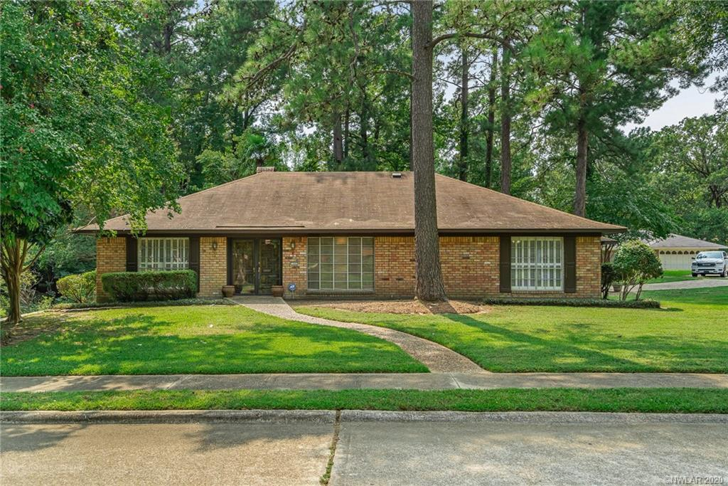 7302 Red Fox Trail Property Photo - Shreveport, LA real estate listing