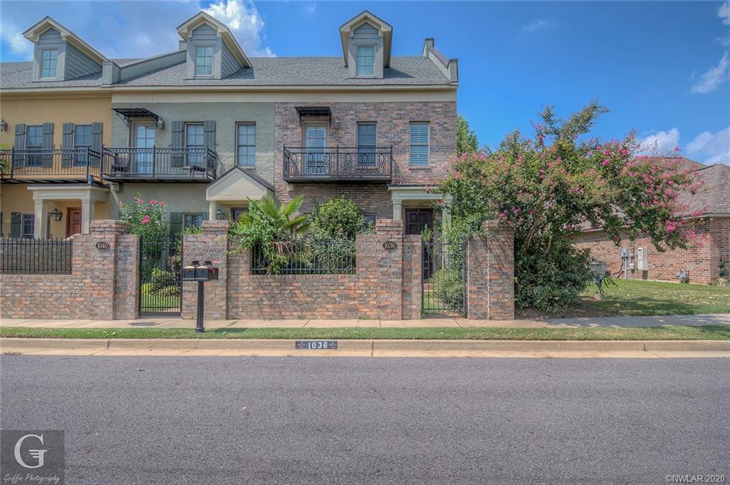 1036 Sunshine Lane Property Photo - Shreveport, LA real estate listing