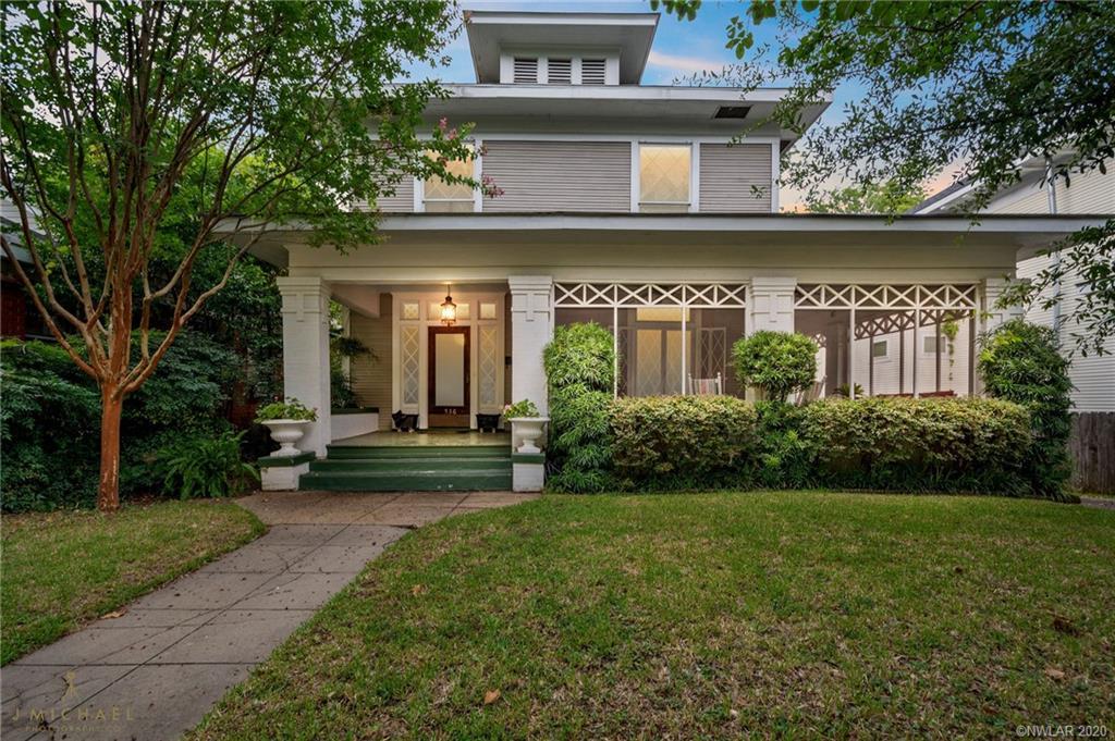 536 Jordan Street Property Photo - Shreveport, LA real estate listing