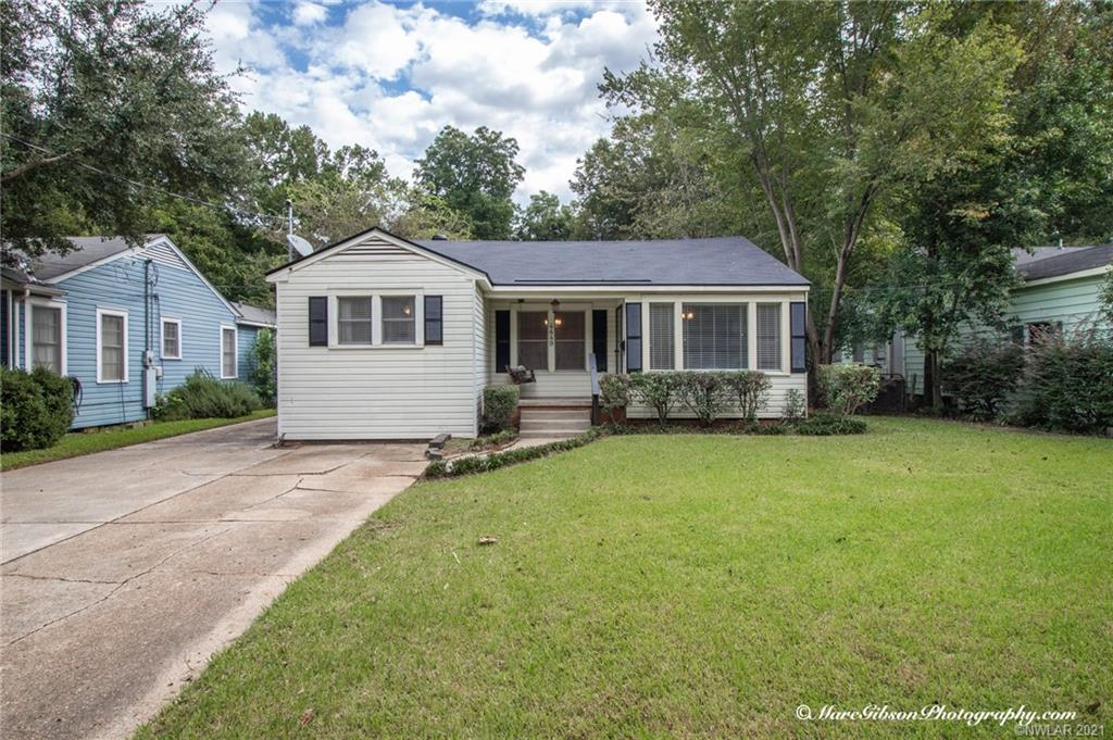4449 Finley Drive Property Photo - Shreveport, LA real estate listing