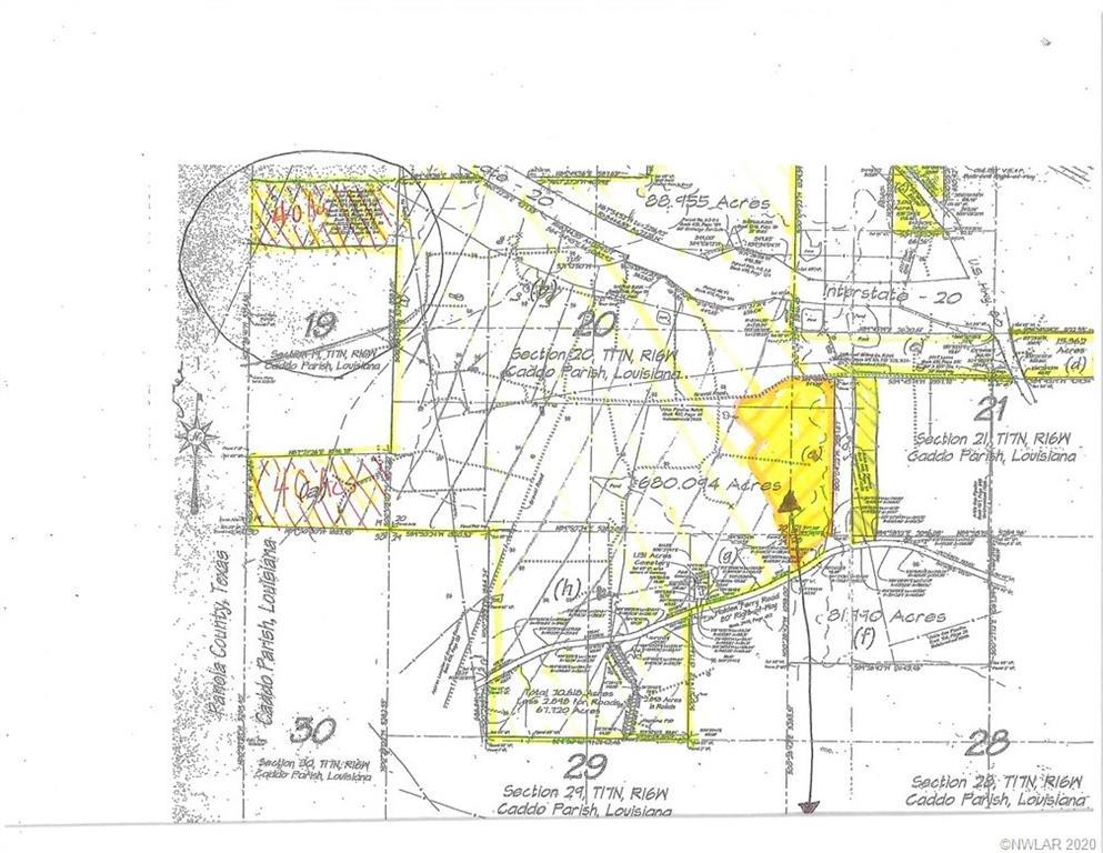 0 Highway 80 West Property Photo - Greenwood, LA real estate listing