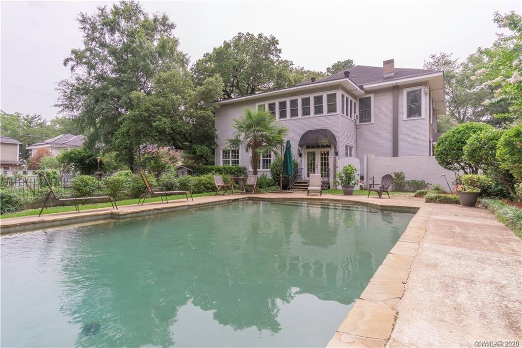 911 Wilkinson Property Photo - Shreveport, LA real estate listing