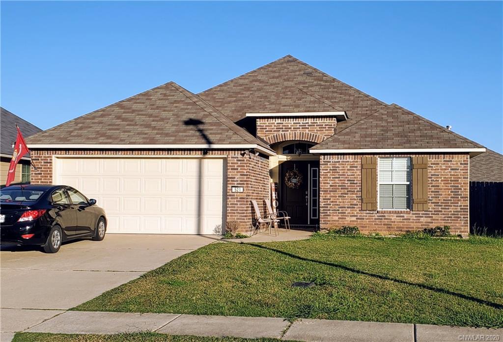 521 Linnhurst Drive Property Photo - Bossier City, LA real estate listing