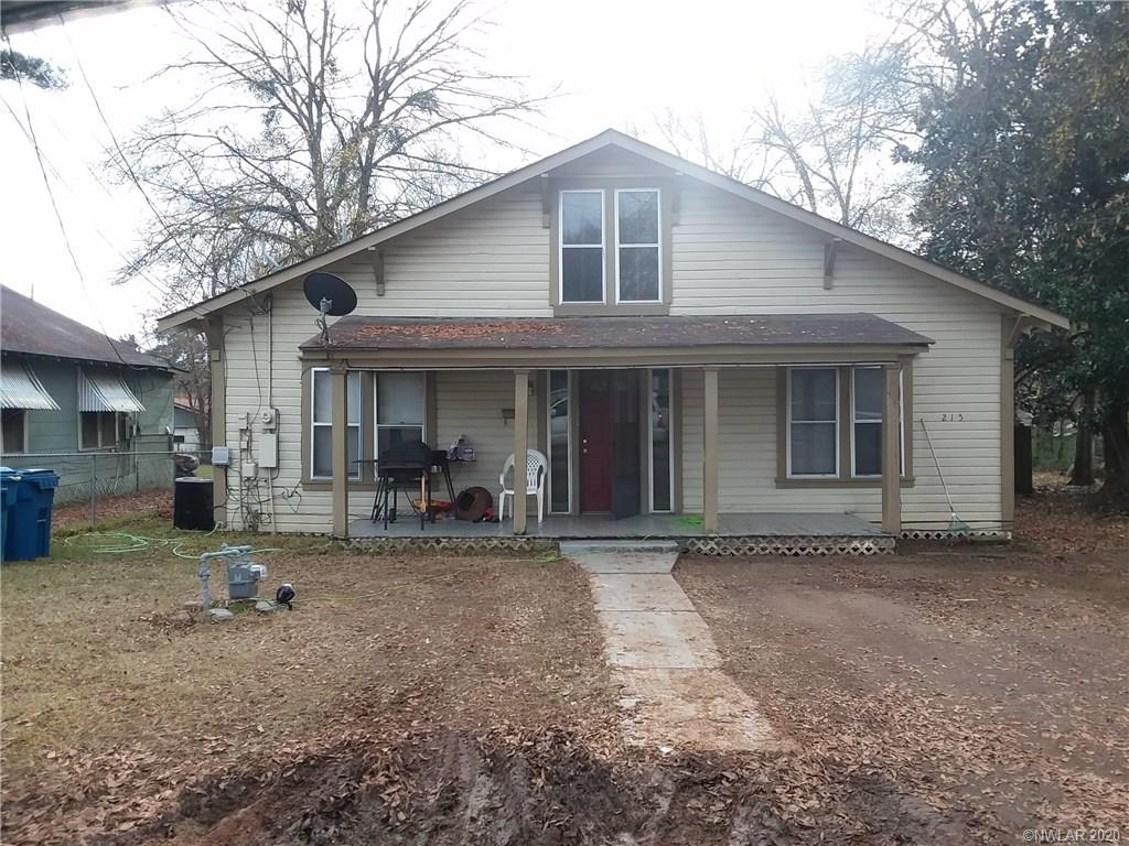 215 W Georgia Street Property Photo - Vivian, LA real estate listing