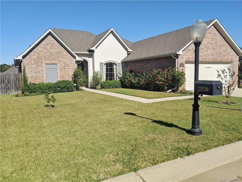 2038 Briar Hollow Property Photo - Shreveport, LA real estate listing