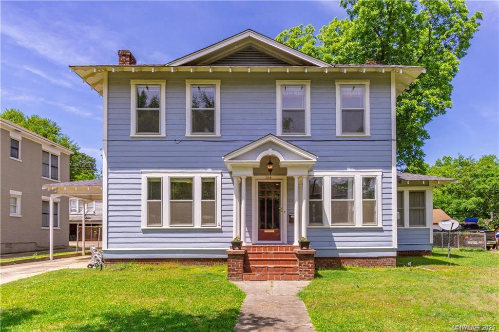 318 College Street Property Photo - Shreveport, LA real estate listing