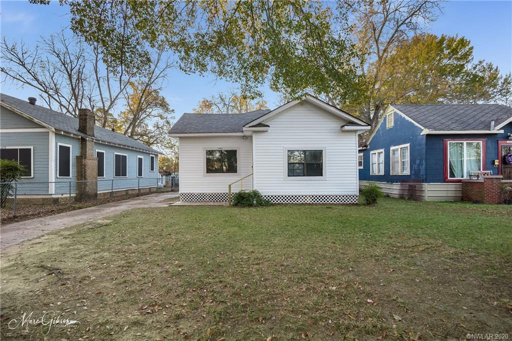 1443 W Kirby Place Property Photo - Shreveport, LA real estate listing