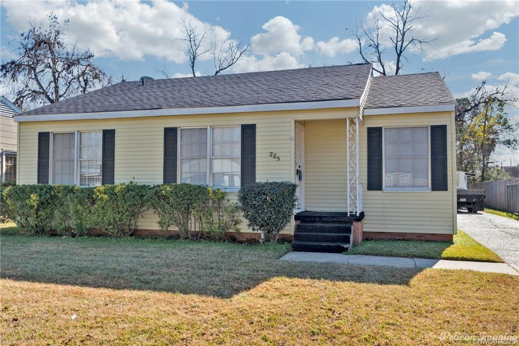 285 Arthur Avenue Property Photo - Shreveport, LA real estate listing