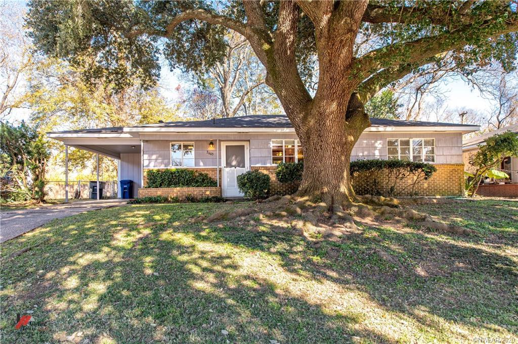 2603 W Cavett Drive Property Photo - Shreveport, LA real estate listing