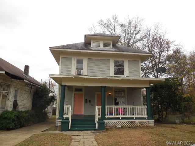 525 Egan Street Property Photo - Shreveport, LA real estate listing