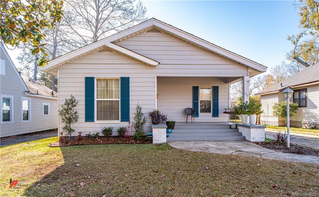 733 Stephenson Street Property Photo - Shreveport, LA real estate listing