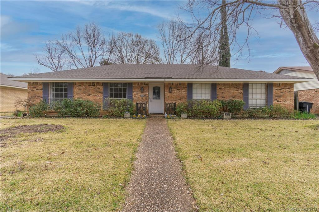 1543 Dora Ann Place Property Photo - Shreveport, LA real estate listing