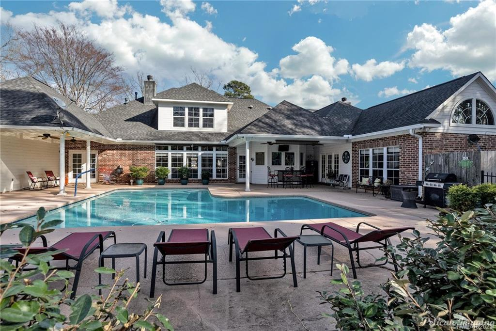 2838 Long Lake Drive Property Photo - Shreveport, LA real estate listing