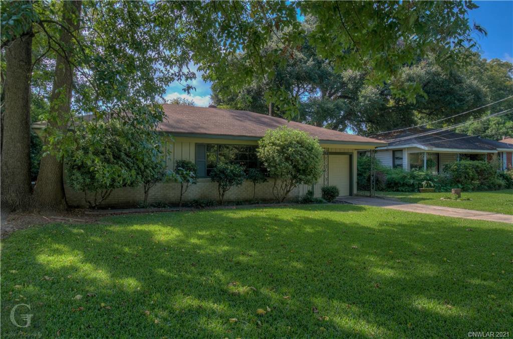353 Carrollton Avenue Property Photo - Shreveport, LA real estate listing