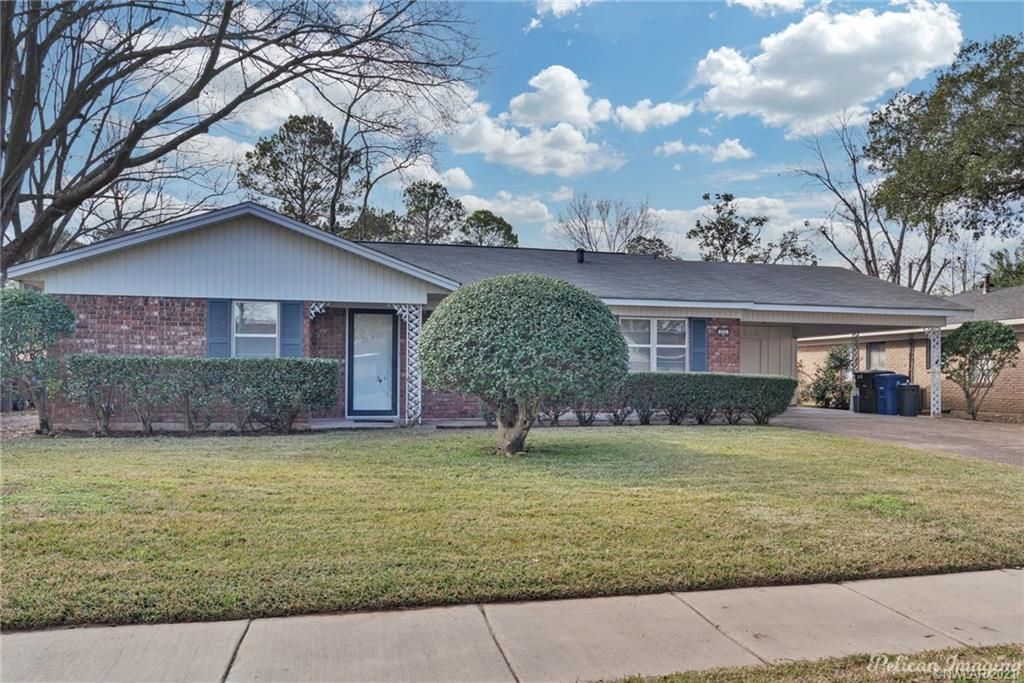 525 Meadowbrook Lane Property Photo - Shreveport, LA real estate listing