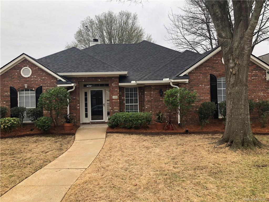 1108 Regent Street Property Photo - Bossier City, LA real estate listing