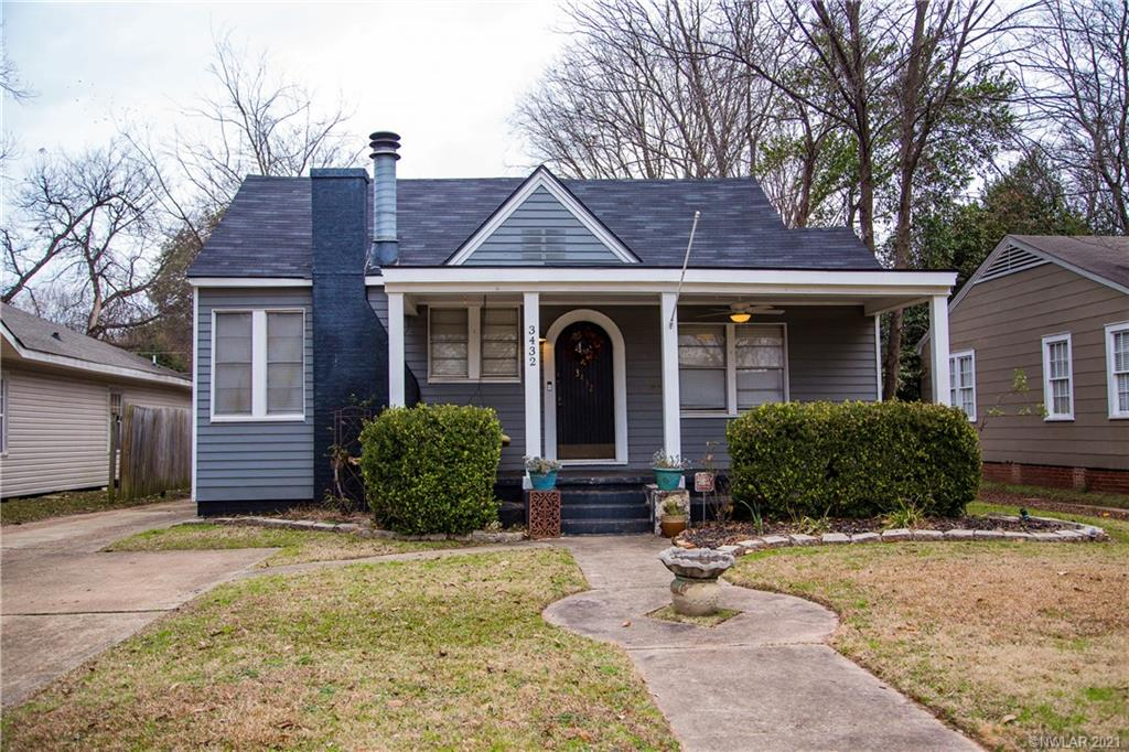 3432 Coldwell Street Property Photo - Shreveport, LA real estate listing