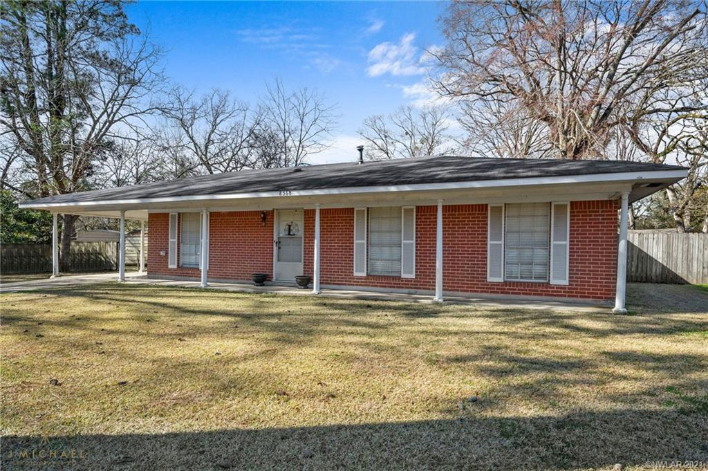 8568 Meadow Parkway Drive Property Photo - Shreveport, LA real estate listing
