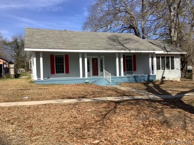 2083 Main Street Property Photo - Haynesville, LA real estate listing