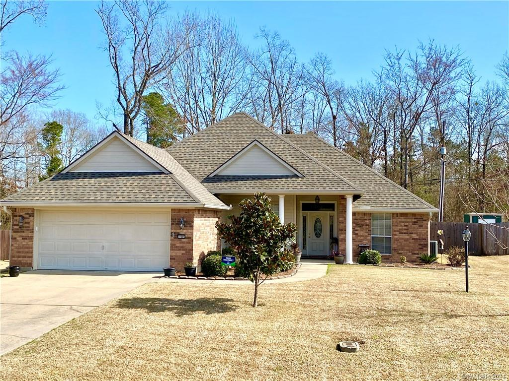 10005 Freedoms Property Photo - Keithville, LA real estate listing