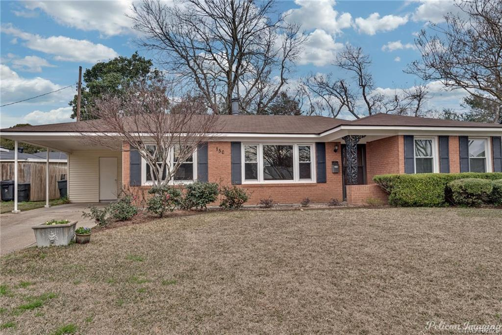 150 Kayla Street Property Photo - Shreveport, LA real estate listing