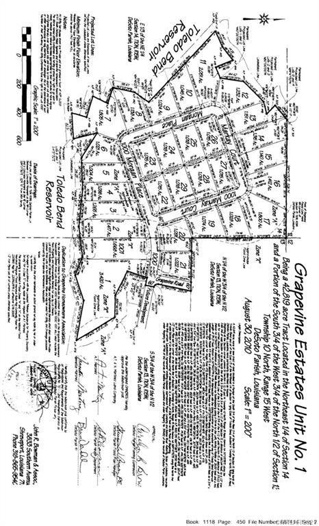 0 Morgan Place #11 Property Photo - Mansfield, LA real estate listing