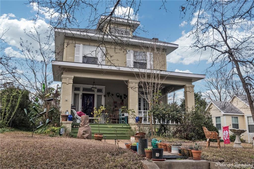820 Wilkinson Street Property Photo - Shreveport, LA real estate listing
