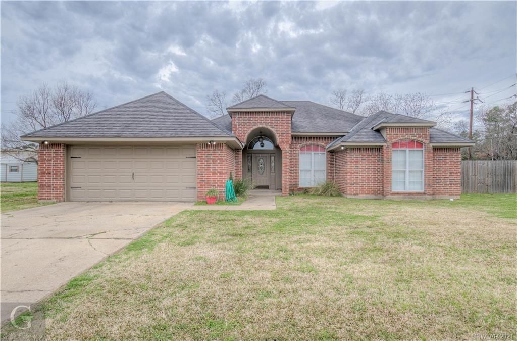 8104 Wild Briar Drive Property Photo - Shreveport, LA real estate listing
