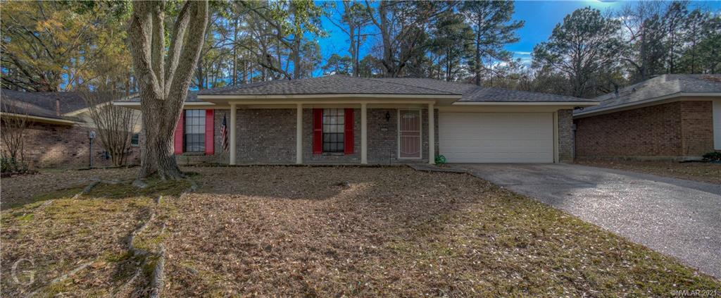 906 Lazywood Lane Property Photo - Shreveport, LA real estate listing
